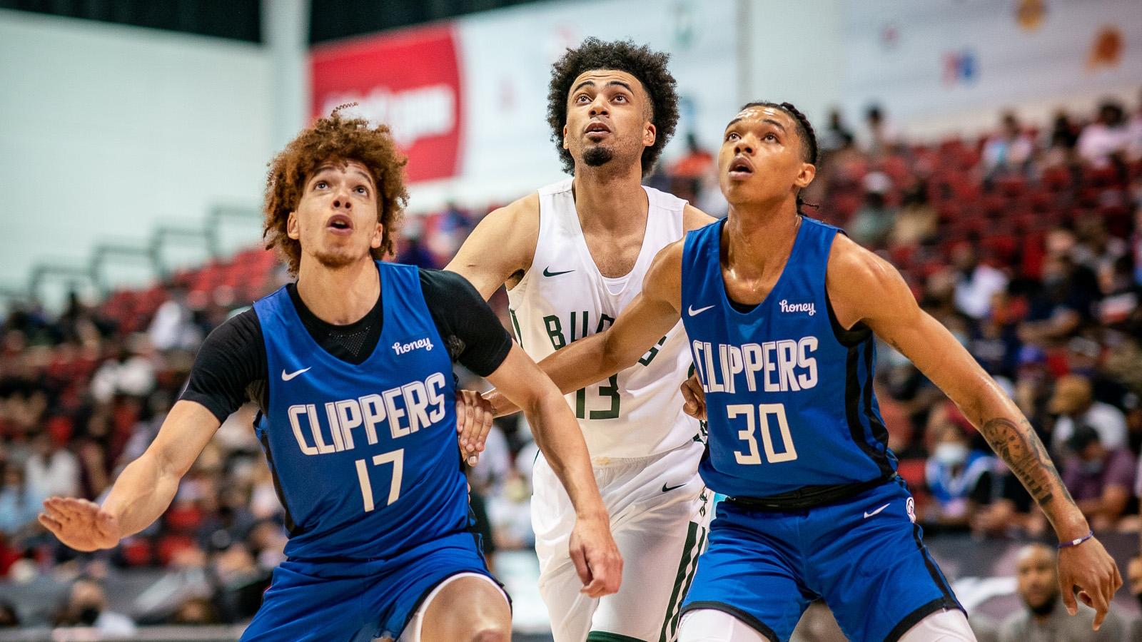 Clippers 2021-2022 Season Preview: Jason Preston