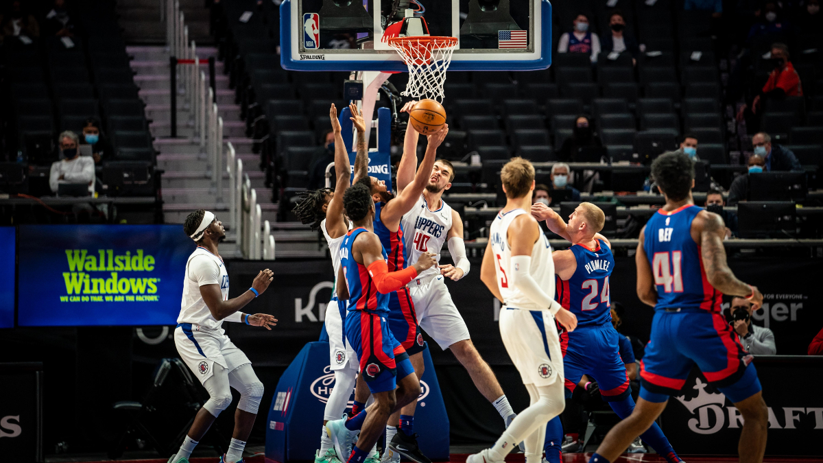 Clippers 2021-2022 Season Preview: Ivica Zubac