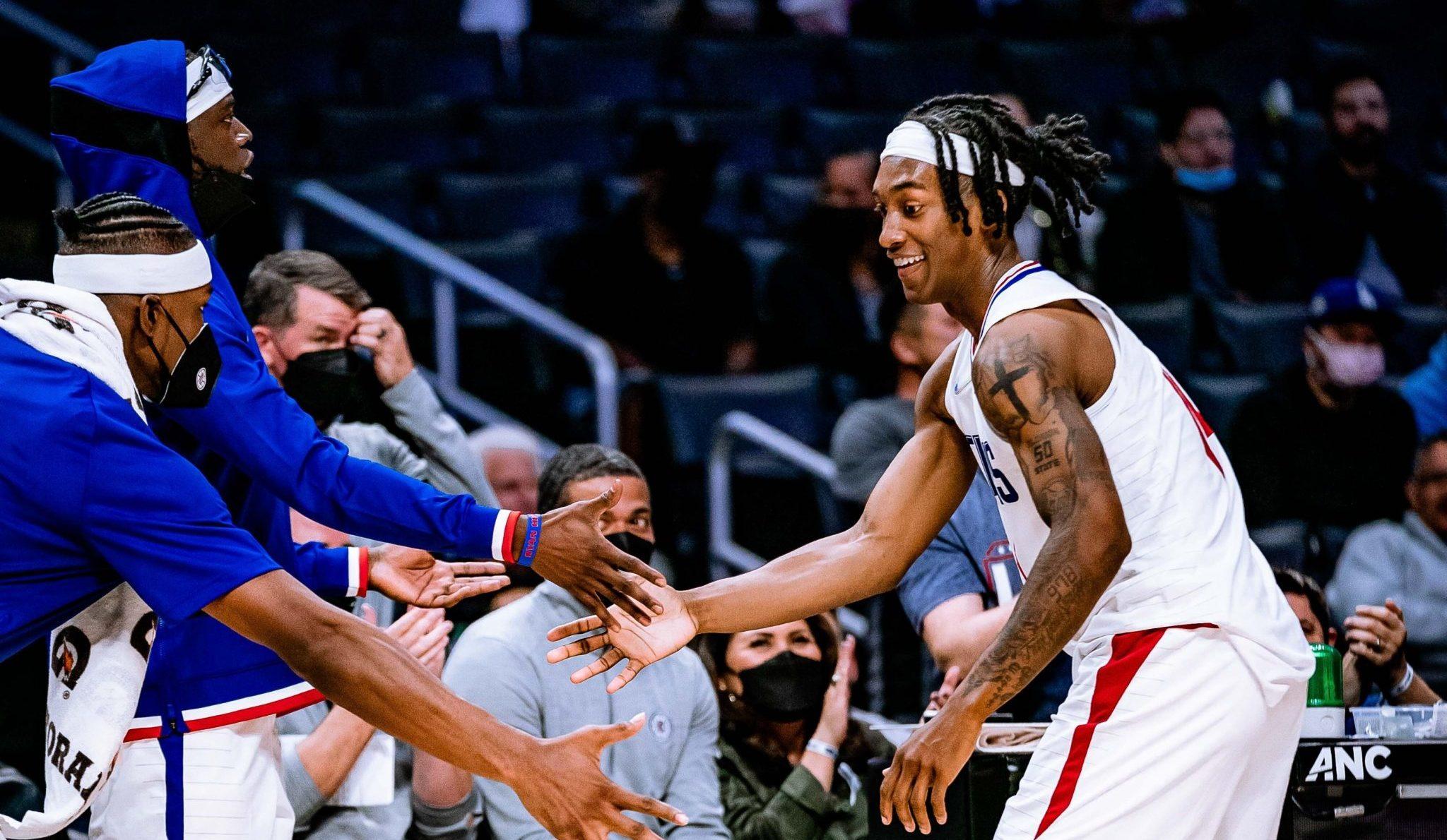 Clippers vs. Kings 2021-22 Preseason Game Recap